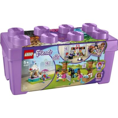 LEGO® Friends - Heartlake City Elemtartó doboz (41431)