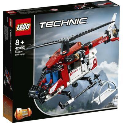 LEGO® Technic - Mentőhelikopter (42092)