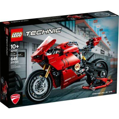 LEGO® Technic - Ducati Panigale V4 R (42107)