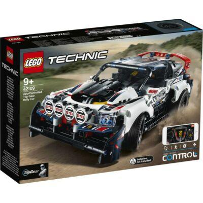 LEGO® Technic - Applikációval irányítható Top Gear raliautó (42109)