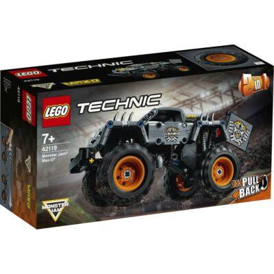 LEGO® Technic - Monster Jam®  Max-D® (42119)