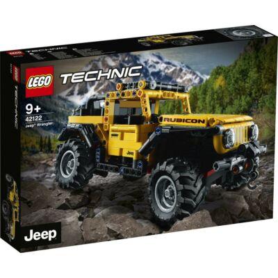 LEGO® Technic - Jeep® Wrangler (42122)
