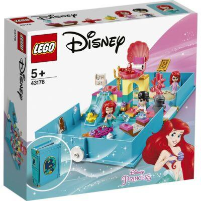 LEGO® Disney Princess™ - Ariel mesekönyve (43176)