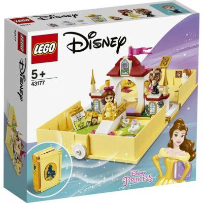 LEGO® Disney Princess™ - Belle mesekönyve (43177)