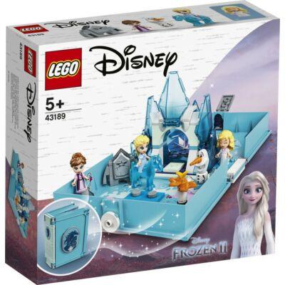 LEGO® Disney Princess™ - Elza és Nokk mesekönyve (43189)