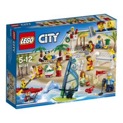 LEGO® City - Figuracsomag – Szórakozás a tengerparton