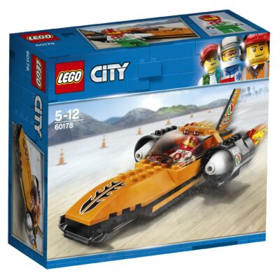 LEGO® City - Sebességrekorder autó