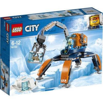 LEGO® City - Sarkvidéki lánctalpas jármű