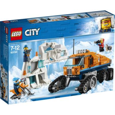 LEGO® City - Sarkvidéki felderítő teherautó