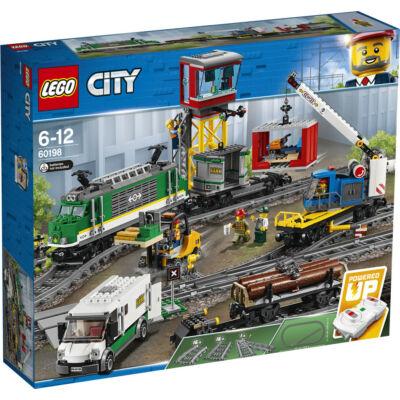 LEGO® City - Tehervonat