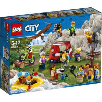 LEGO® City - Figuracsomag - Szabadtéri kalandok