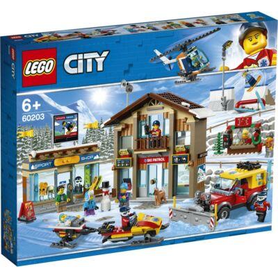 LEGO® City - Síüdülő (60203)
