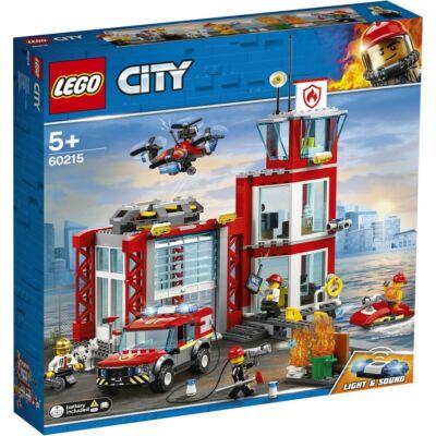 LEGO® City - Tűzoltóállomás (60215)
