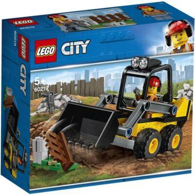 LEGO® City - Építőipari rakodó (60219)