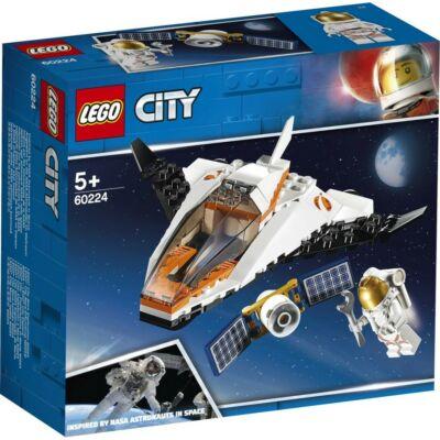 LEGO® City - Műholdjavító küldetés (60224)