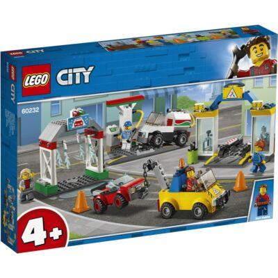 LEGO® City - Központi garázs (60232)