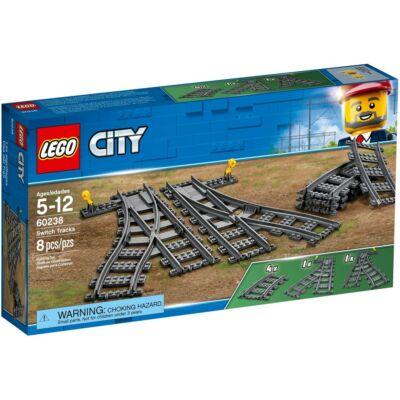 LEGO® City - Vasúti váltó