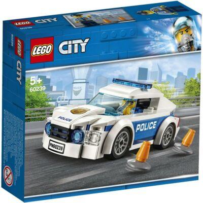 LEGO® City - Rendőrségi járőrkocsi (60239)