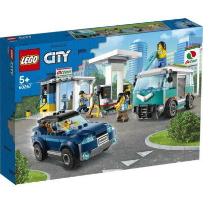 LEGO® City - Benzinkút (60257)
