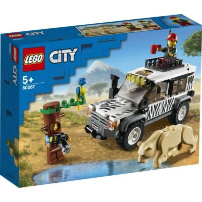 LEGO® City - Szafari Mini terepjáró (60267)