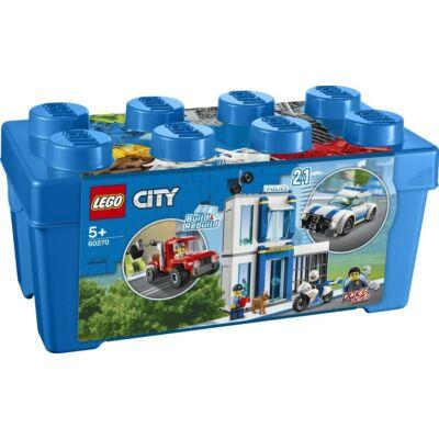 LEGO® City - Rendőrségi elemtartó toboz (60270)