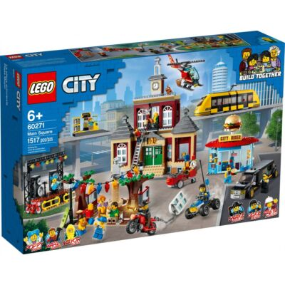 LEGO® City - Főtér (60271)