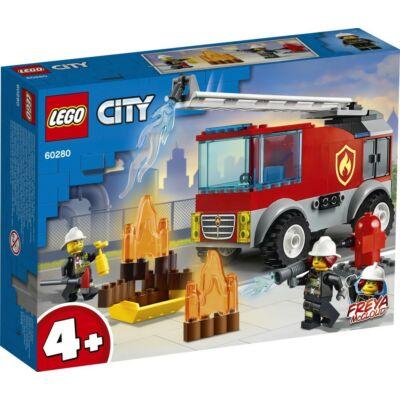 LEGO® City - Létrás tűzoltóautó (60280)