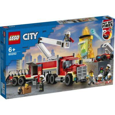 LEGO® City - Tűzvédelmi egység (60282)