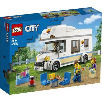 LEGO® City - Lakóautó nyaraláshoz (60283)
