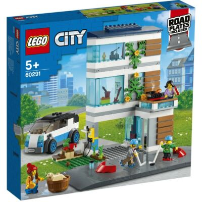 LEGO® City - Családi ház (60291)