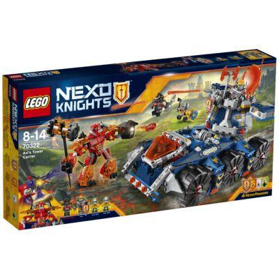LEGO® Axl toronyhordozója