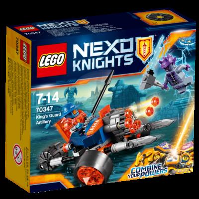 LEGO® Királyi tüzérség