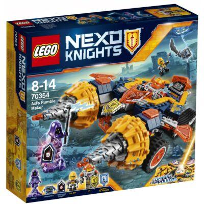 LEGO® Axl dübörgéskeltője