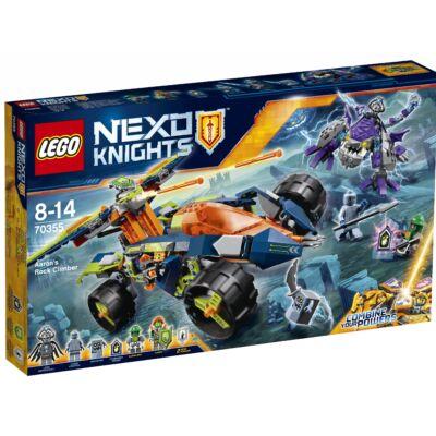 LEGO® Aaron sziklamászója