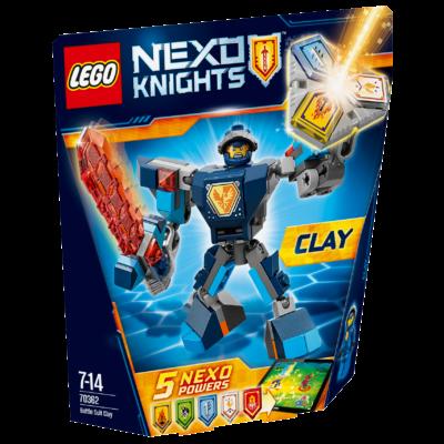 LEGO® Clay harci öltözéke