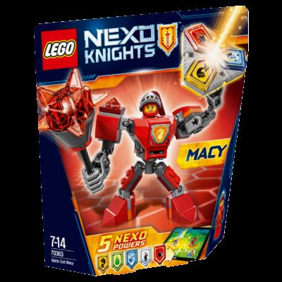 LEGO® Macy harci öltözéke