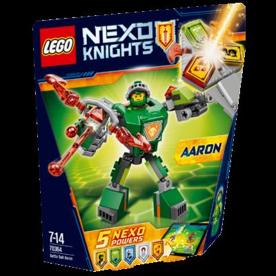 LEGO® Aaron harci öltözéke