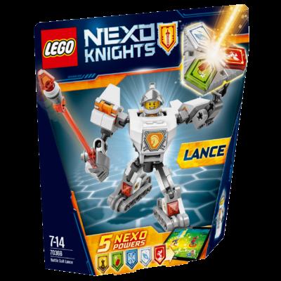 LEGO® Lance harci öltözéke