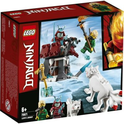 LEGO® Ninjago - Lloyd utazása (70671)