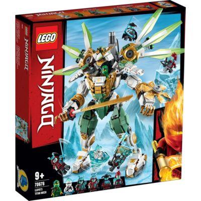 LEGO® Ninjago - Lloyd mechanikus titánja (70676)