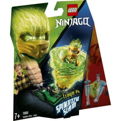 LEGO® Ninjago - Spinjitzu Csapás - Lloyd (70681)
