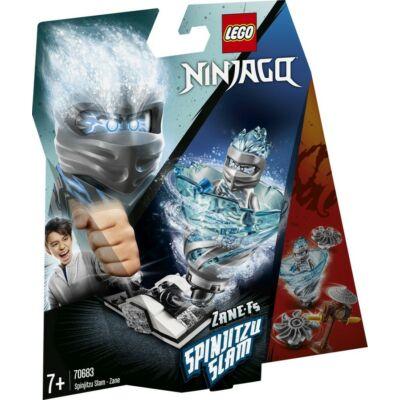 LEGO® Ninjago - Spinjitzu Csapás - Zane (70683)