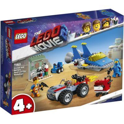 LEGO® Movie - Emmet és Benny építő és javító műhelye