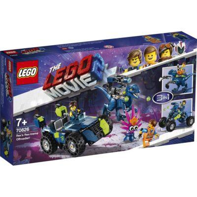 LEGO® Movie - Rex-Trém terepjáró