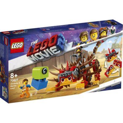 LEGO® Movie - Ultra Katty és harcos Lucy