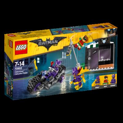 LEGO® Macskanő™ - Motoros hajsza