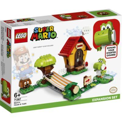 LEGO® Super Mario™ - Mario háza & Yoshi kiegészítő szett (71367)