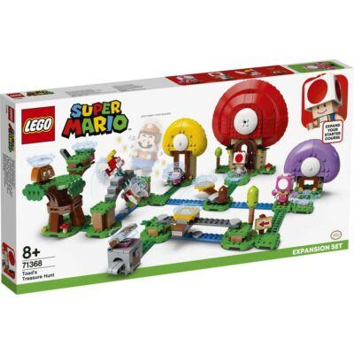 LEGO® Super Mario™ - Toad kincsvadászata (71368)
