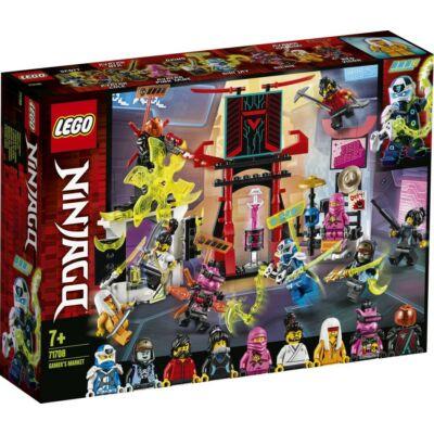 LEGO® Ninjago - Játékosok piaca (71708)