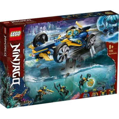 LEGO® Ninjago - Ninja sub speeder (71752)